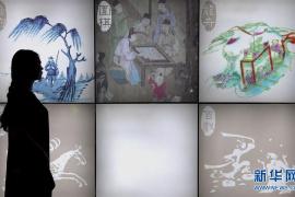 """""""搏·艺——华夏体育文物特展""""在郑州开展"""