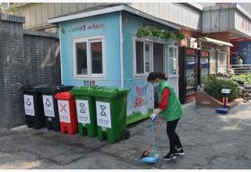 北京垃圾分类首周分得如何?实施情况参差不齐