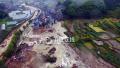浙江遂昌山体滑坡最新进展:15人获救26人仍失联