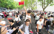 """""""爱心小分队""""做公益 杭州市民和游客欢度国庆-旅游频道-浙江在线"""