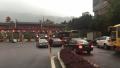 巫山:暴雨来袭 渝东北片区高速公路临时交通管制