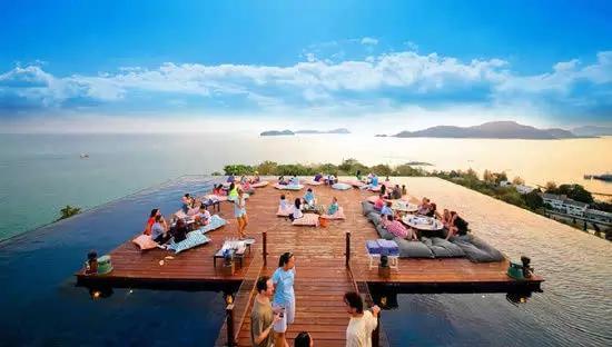 适合 海岛/最好的白沙滩,超多水上运动,梁静茹结婚地