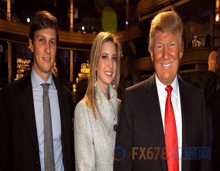 内举不避亲?特朗普或任命女婿为总统资深顾问