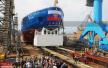 俄开建首艘破冰战舰:火力强大 破冰厚度达1.5米
