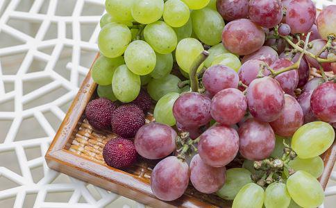 错误的食用葡萄会伤害身体健康