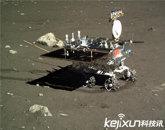 嫦娥三号月球探索数据曝光 月球背面没外星人