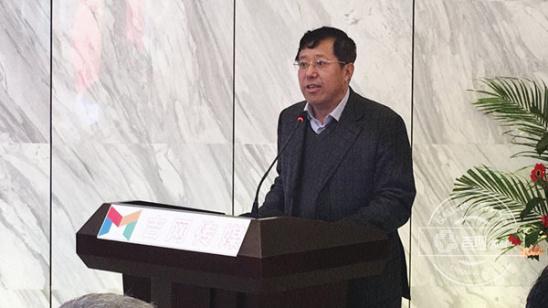 黑龙江日报报业集团副总编辑,东北网总编辑包临轩致辞