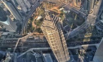 中国第一高楼开放