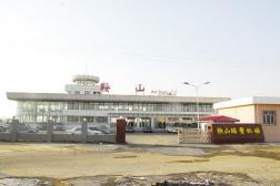 鞍山腾鳌机场