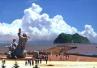 锦州市笔架山景区添置邮筒 服务设施进一步完善