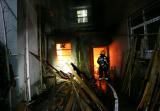 烧水后余火未熄致柴房着火,遂昌消防紧急扑救