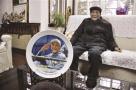 102岁老将军张玉华的年夜饭:自家客厅 八菜一汤
