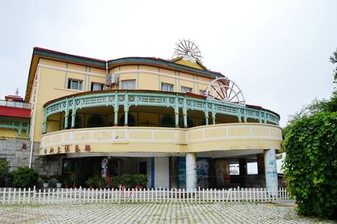 哈尔滨铁路江上俱乐部