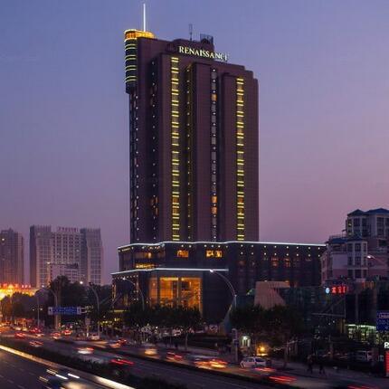武汉光明万丽酒店