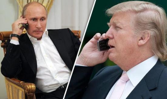 巴特/核心提示:美国总统特朗普打算本周末与俄罗斯总统普京电话交谈...