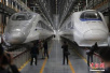 中国高铁动车组发送旅客突破50亿人次 实现成网运行