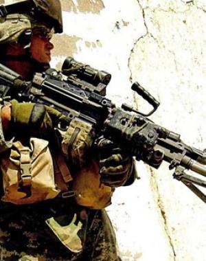 百年铁血历史:美军最值得记住的瞬间