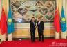 李克强会见哈萨克斯坦总统:推动重点项目建设取得新成果