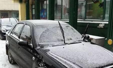 冬季用车经常犯的6大错误 第一条最容易犯错