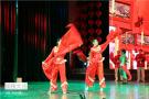 大连哈仙岛刘家文化大院专场演出为海岛再添喜庆色彩