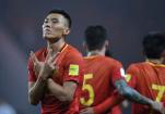 世预赛12强战 中国队1:0力克韩国队取首胜