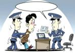 衡水饶阳警方流动人口走访登记中抓获一名川籍逃犯