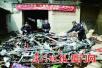 万余把管制刀具被集中销毁 厦门警方还首次进行网络直播