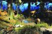 """中国森林博物馆""""十一""""后开馆 新增珍贵动物毛皮标本"""