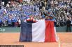 法国、比利时晋级戴维斯杯世界组决赛