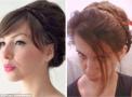 女生发型版买家秀