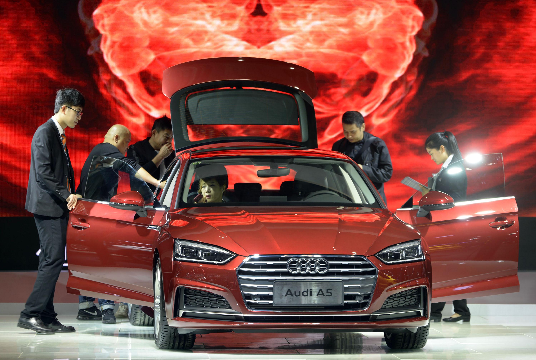 杭州举办2017中国(杭州)国际汽车博览会