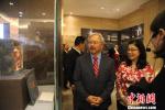 美国旧金山华裔市长率团首访贵州 期多领域合作
