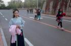 辽工一女大学生穿汉服上下课 望更多人了解传统文化