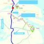 世界最大跨度公铁两用钢拱桥对接 南通离上海更近了