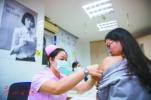 终于盼来了!宫颈癌疫苗昨天打出广东第一针