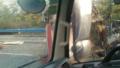 郑州两大车追尾货车车头被撞飞 伤亡待定