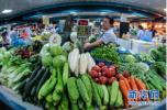 10月份辽宁CPI同比上涨2.2% 食品价格下降0.4%