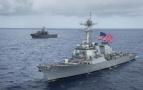 美海军舰队又双叒叕撞船 这次撞上了日本拖船