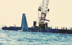 重型运输机扔海当海景