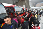 南京南站旅游集散中心启用 旅客逛景点实现无缝对接