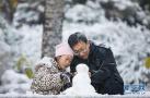 回顾曾经飘雪的北京