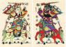 五花八门的门神形象:从神荼和郁垒到钟馗和魏征