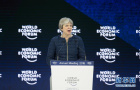 英国首相特雷莎·梅:支持自由贸易和全球规则体系