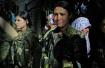 叙库尔德人:土军打死库尔德女兵 并肢解其尸体