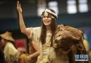温哥华原住民举行新年庆祝活动