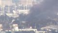 日本自卫队直升机在一学校附近坠毁 伤亡不明