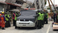 花莲搜救现场发现2具陆客遗体 确认5人震前未离开