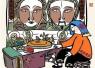 山东春节习俗:包饺子放硬币,除夕晚上磕头才给压岁钱