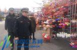 致敬!南京一城管队员孩子未满月 春节坚持上岗