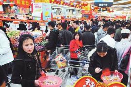 河南商务厅:这个春节河南人花了448亿元